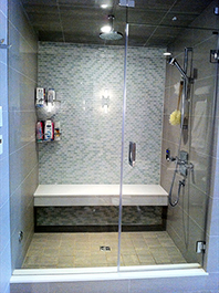 Shower Glass Enclosure