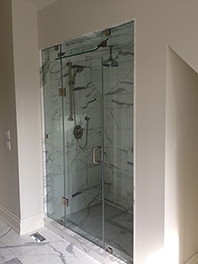 Stream Shower Enclosure