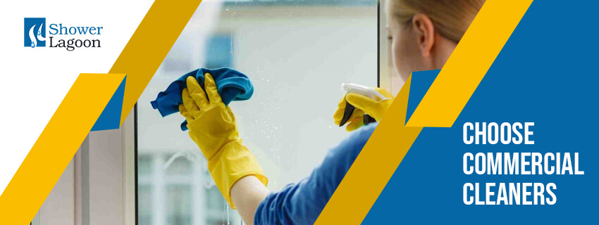 Choose Commercial Cleaners