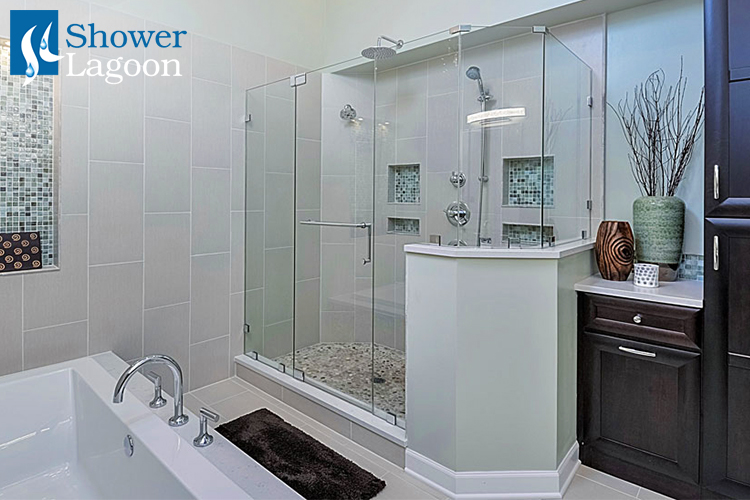 How to Utilize Hardware for the Best Glass Shower Enclosure
