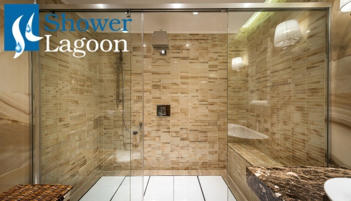 Clear Glass in Bathrooms