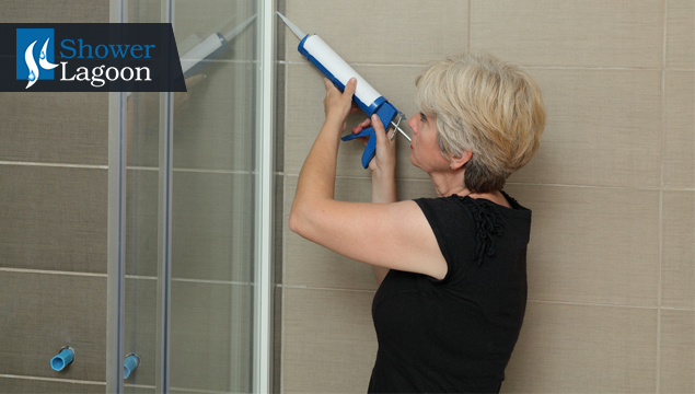 Shower Doors Caulking