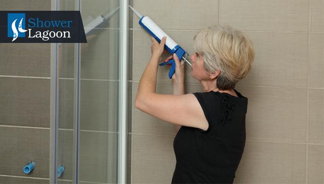 Shower Doors Caulking