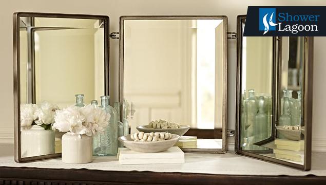Triptych Mirrors