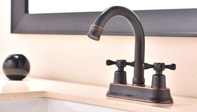 Oil rubbed bronze – bathroom hardware
