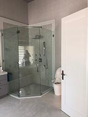 Neo angle Shower Glass Doors