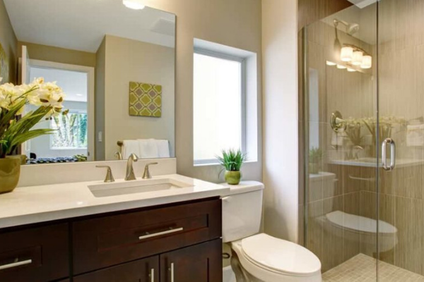 Guide for Bigger Bathroom Look