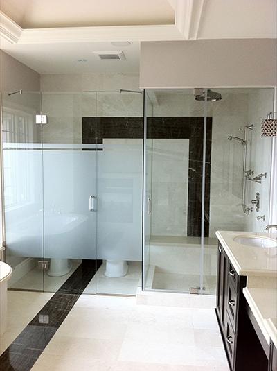 Custom Shower