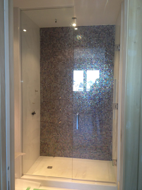 Glass Panel And Door
