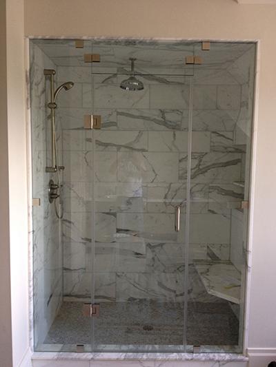 Steam Shower Glass Enclosure