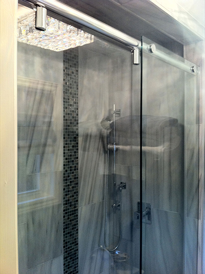 Hydrolic Sliding Glass